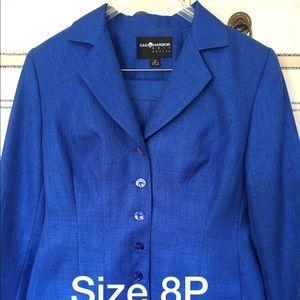 Size 8P Suit